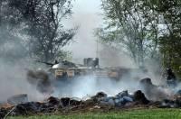 С начала «перемирия» позиции сил АТО были обстреляны 3580 раз /Тымчук/