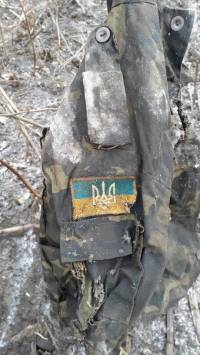 Обнаружены захоронения двоих украинских солдат на Донбассе