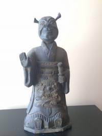 Так выглядят скульптуры героев американских мультиков на манер знаменитой Терракотовой армии Китая