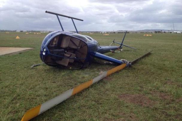 ФОТО: Разрушительный шторм в Брисбене впервые за 30 лет