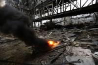Битва за Донецкий аэропорт продолжается. Двое украинских военных погибли, еще 15 ранены
