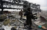 Последние 36 часов в Донецком аэропорту были очень «горячими» /Минобороны/
