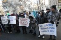 Активисты требуют провести люстрацию замгенпрокурора Герасимюка