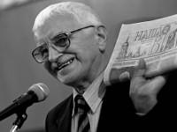 1 декабря умер председательствующий инициативы «Первого декабря» Евгений Сверстюк