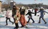 В «Парке Киевская Русь» воссоздадут древние обряды и будут гадать на судьбу