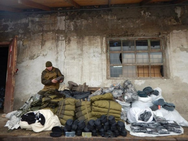 ФОТО: 8 гумконвой Путина: Оружие, боеприпасы, средства связи