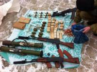 В Артемовске перехватили партию оружия, привезенную разведчиком ДНР