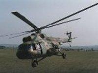 Вертолет российских таможенников нарушил воздушное пространство Украины