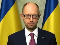 Яценюк поблагодарил министров-иностранцев за желание выучить украинский язык