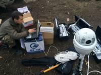 Украинские волонтеры смастерили необычные устройства для наблюдения