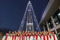 Власти КНДР довольно своеобразно отреагировали на желание южных корейцев поздравить их с Новым годом