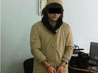 23-летний луганчанин, пытаясь уйти от правосудия, переоделся в женщину