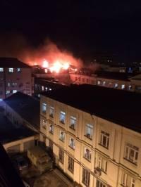 В столице Дагестана горит здание ФСБ. Диверсия?