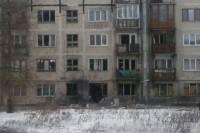Три мирных жителя погибли в результате артобстрела Донецка