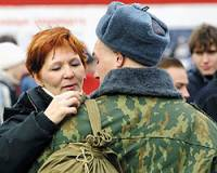В России начался бунт солдатских матерей