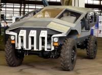 Пока мы надеемся на перемирие, для российский войск разрабатывают уникальный автомобиль