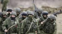 Российские войска отходят за пределы Херсонской области /Госпогранслужба/