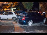 На Одесщине пьяный мужик пустил за руль девушку без прав. Результат вполне прогнозируемый
