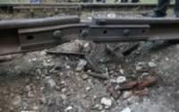 На Донбассе террористы взорвали железнодорожный мост