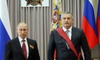 Путин то ли случайно взял Аксенова с собой в Индию, то ли тот сам увязался