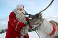 Родина Санта-Клауса в Стране Восходящего Солнца