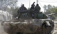 В район Горловки прибыли новые формирования боевиков и бронетехника /Тымчук/