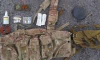 Под Мариуполем украинские военные повязали вражеских снайперов
