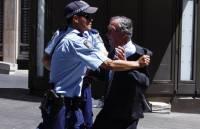 В Сети появились фото освобождения заложников в Сиднее