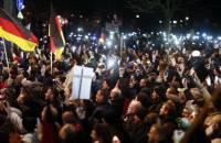 В Германии прошли многотысячные протесты против мигрантов с Ближнего Востока