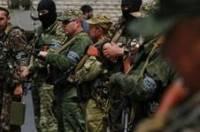 В районе Никишино боевики получили подкрепление в виде «казачьей гвардии»