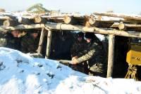 На Львовщине идет интенсивная подготовка военных к боевым действиям