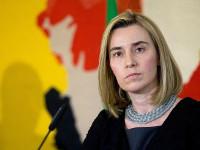 Европа продолжает работу для введения дополнительных санкций в отношении Крыма /Могерини/