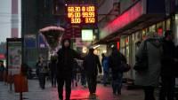 Медведев начинает оправдываться, мол, цифры в обменниках – не объективны