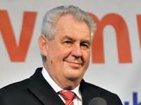 Жизнерадостный чешский президент считает, что падение курса рубля пойдет Украине на пользу