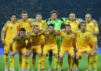 Сборная Украины по футболу поднялась в рейтинге сильнейших команд мира