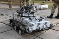 Нашим ребятам в зону АТО передали уникальный танк