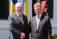 Лукашенко вылетел в Киев на встречу с Порошенко
