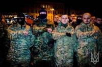 Полк «Азов» получил подкрепление