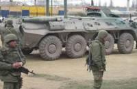 Российские войска развернули в Амвросиевке свою комендатуру