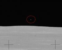 На снимках Луны с «Апполона-15» обнаружили НЛО и загадочные руины