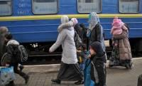 Из-за войны из зоны АТО и Крыма выехали почти 577 тысяч человек