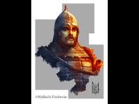 Харьковский художник отобразил выдающихся «укропов» - от глубокой старины до современности