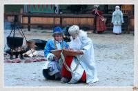 Главную резиденцию Деда Мороза открыли в Древнем Киеве