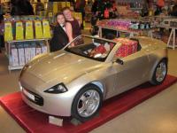 Лучшим подарком британским детишкам в этом году станет этот электрокар за 47 тысяч долларов