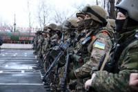 В поддержку мариупольским милиционерам прибыло спецподразделение «Сокол»