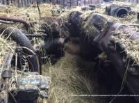 В Луганской области пограничники задержали  груз двигателей к военной технике