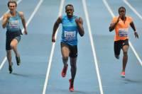 Ученые выяснили, почему ямайские бегуны такие быстрые. Все дело в симметрии их коленей