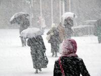 В ближайшие дни нас ждет похолодание и снег