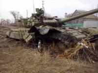 В штабе обороны Мариуполя сообщили об уничтоженном танке и 8 российских военнослужащих