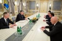 Порошенко назначил глав Львовской, Сумской, Полтавской и Ривненской областей